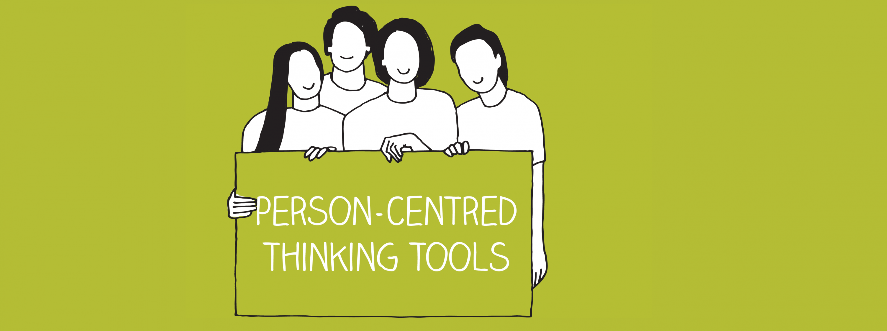 Person-centred thinking tools